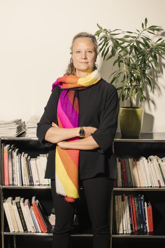 Beatrice Ferrari for Le Temps